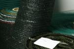 Защитна мрежа за защита на боровинки от птици