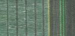 Защитна мрежа против слънце от рафия , 90%; 4 м; зелена