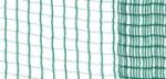 Мрежа за зеленчукови насаждения против градушка Anti-hail Net 6x10; 333; 5х2.50, зелен