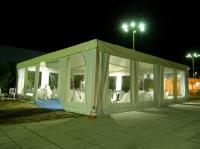 Проектиране и изграждане на шатри
