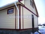 Облицоване на сгради с винилова топлоизолация