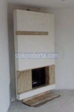 Проектиране и изработка на модерна камина
