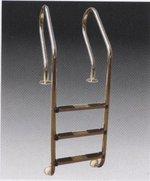 иноксови стълби за басейни