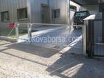 изработка портална врата от неръждаема стомана