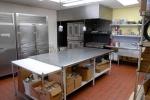 Професионална кухня изцяло от инокс