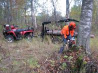 Машини за дърводобив и дървообработка