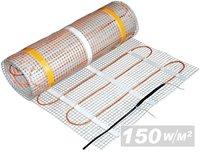 Подово отопление - 150W/m2  -  0.5m x 8m