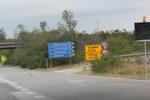проектиране и производство на пътни знаци за указване на направления, посоки, обекти и други
