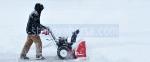 Снегопочистване и извозване на снега