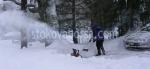 Машинно снегопочистване по поръчка