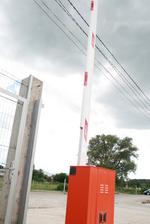 Продажба автоматични бариери за контролно пропускателни пунктове
