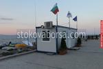 Охранителни бутки за КПП над 10кв.м.