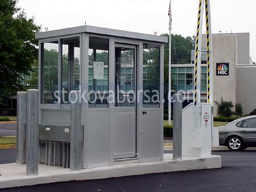 Изработка на метални охранителни кабини