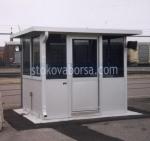 Изработка на метален охранителен пункт
