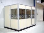 Метални охранителни кабини