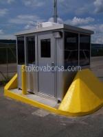 Изработка на метални охранителни конструкции