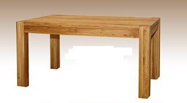 Маса от дървен материал 180/90/77