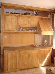 Кухненско обзавеждане от дъб