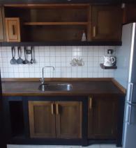 Кухня от дъбов материал