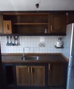 дъбови състарени кухни