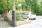 позлатени решетъчни огради от ковано желязо