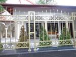 изработване на позлатени решетъчни огради от ковано желязо