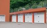 охранителна ролетка за индустриална сграда