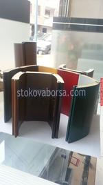 изработване на охранителни ролетки от алуминиеви термо ламели