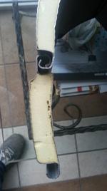 алуминиеви термо ламели за охранителни ролетки