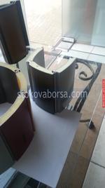 охранителни ролетки от алуминиеви термо ламели по поръчка