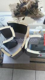 изработка на охранителна ролетка от алуминиеви термо ламели