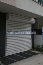 охранителни ролетки за магазини и търговски обекти