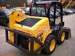 Bobcat construction activities