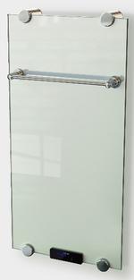 модерен стъклен радиатор на газ