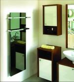 стъклени радиатори тип огледало