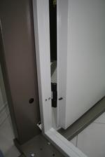 метална противопожарна врата 1140x2050мм