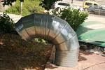 вентилационна система за подлез по поръчка