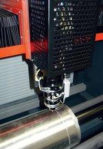 прецизно лазерно рязане