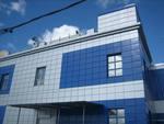 алуминиеви окачени фасади