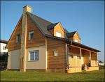 дървени фасади