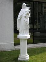 изработване на скулптура от стиропор