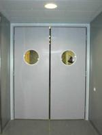 изработка на двукрила противопожарна врата