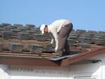 претърсване на покрив