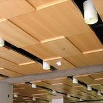 Окачени тавани от дърво