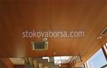 Индивидуален проект за окачени тавани от дърво по поръчка