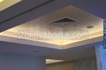 модерен окачен таван по поръчка