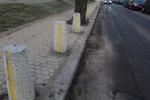 бетонни антипаркинг тела