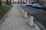 фирма за бетонни ограничители за паркиране