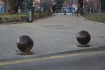 изработка на антипаркинг топки от бетон