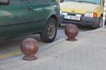 изработка на бетонни антипаркинг топки